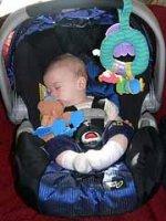 Кресло для ребенка в автомобиле