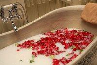 Расслабление и снятие напряжения с помощью купания