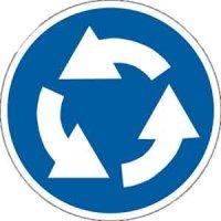 Как организовано круговое движение в соответствии с поправками в Правила дорожного движения