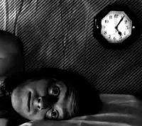 Если возникают проблемы с засыпанием