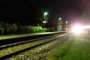 Путешествуйте на поезде безопасно и комфортно