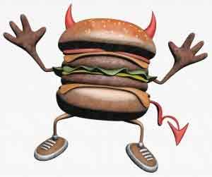 какая еда помогает похудеть